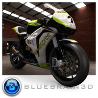 3D Model Download - 2009 World SuperBike