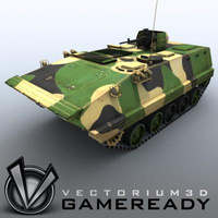 3D Model Download - Game Ready - ZSD-89
