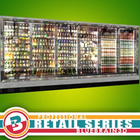 3D Model Download - Grocery - Freezer Wall