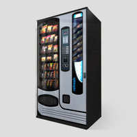 3D Model Download - Retail - Vending Machine 03