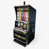 Preview image for 3D product Slot Machine 01