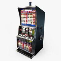 Preview image for 3D product Slot Machine 02