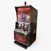 Preview image for 3D product Slot Machine 03