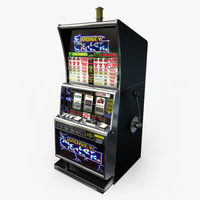 Preview image for 3D product Slot Machine 04