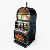 Preview image for 3D product Slot Machine 05