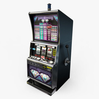 Preview image for 3D product Slot Machine 07