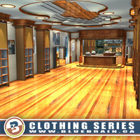 Preview image for 3D product Clothing - Store