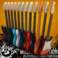 Preview image for 3D product Guitar - Strat Collection