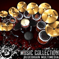3D Model Download - Drums 01