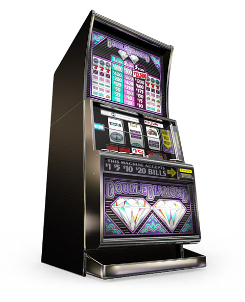 Free Slot Machine 3d Model